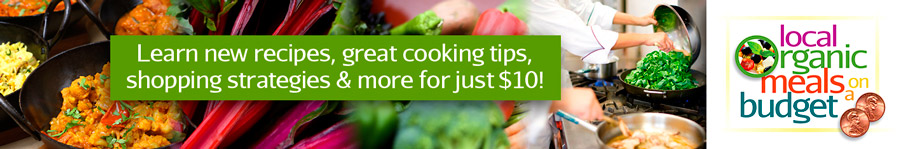 Local Organic Meals On A Budget – Register